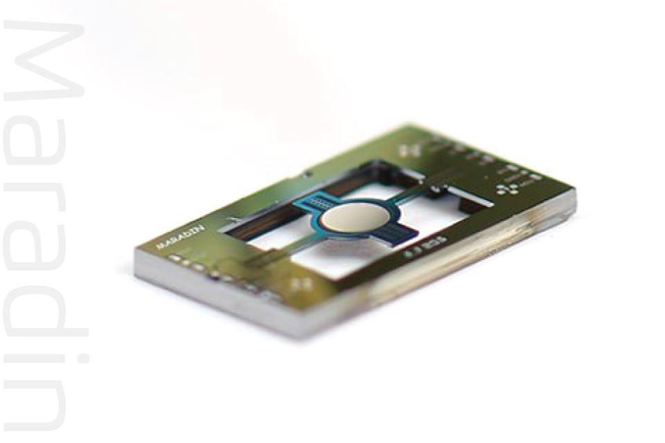 mar1100e MEMS 2D Scanning Mirrors